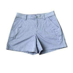 NEW Eddie Bauer Shorts 8 Slightly Curvy